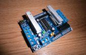 Radiateur pour L293D ou des circuits intégrés similaires