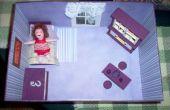 Boîtes de maison de poupée