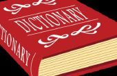 Programmation python - dictionnaires