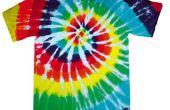 Comment attacher le colorant un T-Shirt