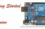 Mise en route avec un Arduino (Guide étape par étape sur la façon d'installer le logiciel Arduino IDE)