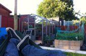 Perminant hamac Stand