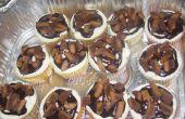Cupcakes au beurre d'arachides Reese