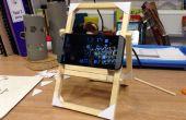 Projet DT: Comment faire un simple téléphone rabattable ou tablet stand