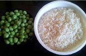 Comment faire pour le riz à cuisson Cumin (jeera rice)
