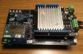 PWMSwizzling un Edison Arduino Breakout pour travailler avec Grove Seeed moteur boucliers
