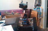 Réservoir autonome W / bras robotique (Arduino, Bluetooth)
