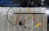 Source de courant constant avec amplificateur opérationnel