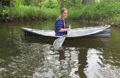 Arrière-cour Duct Tape Kayak