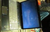 Comment changer un écran d'ordinateur portable pour un HP HDX 16