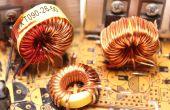Elektromagnet selbst gemacht aus Anleitung Elektroabfall DIY