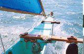 Améliorer la vie avec un voilier-dans-un-cabinet