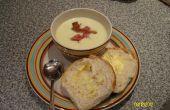Dorset Hilarie bleu (fromage bleu) & soupe de céleri