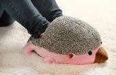 Hérisson bébé USB chauffage chaussures plus chauds pour l'hiver