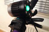 Dégagement rapide Mod pour CREE T6 vélo Light + bouteille de batterie étanche (pas cher/gratuit)