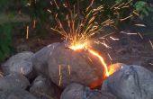 Kit bricolage de Lance thermique - coupe en acier avec gravure fer