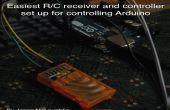 Comment faire pour commander les moteurs avec Arduino et RC récepteur en 10 minutes