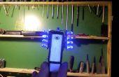 Lampe de poche LED Rechargeable USB