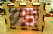Générateur de code Morse pour le 16 x 24 HT1632C LED Matrix-je l'ai fait à TechShop
