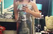 Duct Tape Shirt et jupe