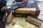 Vintage crossover NES système et Zapper