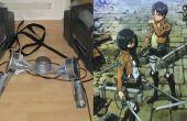 Attaque sur Titan / SnK 3d manœuvrer gear