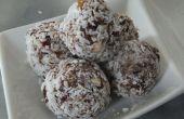 Les piqûres de puissance de noix de coco