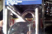 Comment installer « Automobile Hood Pins » à une hotte d'usine en acier