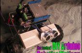 (Encore un autre) Châssis plate-forme-un Robot robotique d'Arduino DIY de pièces de rechange