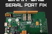 LinkIt un Serial Port Fix