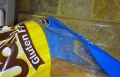 Décoller les tranches de pain congelé