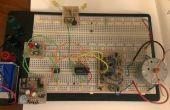 Portable solaire projet Tracker - conception de circuits et Breadboarding