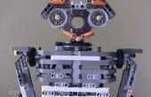 Robot humain avec lego NXT