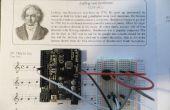 Jouer Ode à la joie et autres musiques classique avec Arduino