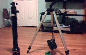 Comment faire un trépied sur un télescope de