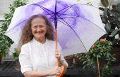 PURPLE RAIN parapluie