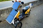Tricycle électrique solaire