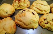 Scones de Sweet & sarriette