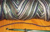 Couvre-bottes de tricotés à la main