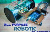 Tout usage plateforme robotique