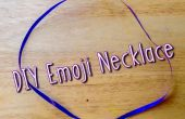 BRICOLAGE collier de Emoji