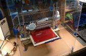 Boîtier d'imprimante 3D