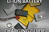 Recharge de la batterie Li-ion