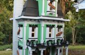 Kid taille Lego Haunted House