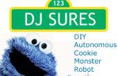 Construire un Cookie Monster Robot