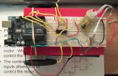Capteur infrarouge guidée Arduino contrôlée L293D Robot (partie 2)
