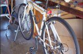 Faire un rapide et facile Bicycle Rack pour réparations