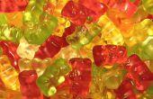 Explosion de gummy bear: D