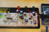 Moniteur d'activité sismique Arduino - bouclier Ethernet