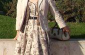Pirater 1950 : comment copier cette robe Vintage